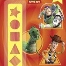Shape Up! (Disney/Pixar Toy Story) (Color Plus Stencil). Activity Book