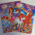 2 Pack Lisa Frank Coloring Books