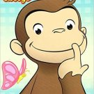Curious George Big Fun Book to Color ~ Want to Play?