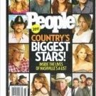 People Country's Biggest Stars 2011 Magazine