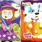 Halloween Fun! - Big Smile Book to Color - Set of 2 Books