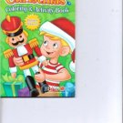 Christmas Coloring & Activity Book Travel Size