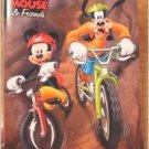 Disney Mickey Mouse & Friends Big Fun Book to Color ~ Off Road