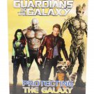 Marvel's Guardians of the Galaxy Coloring and Activity Book