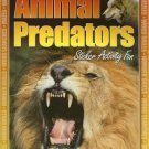 Born Free Animal Predators with Sticker. Book   Gordon Volke