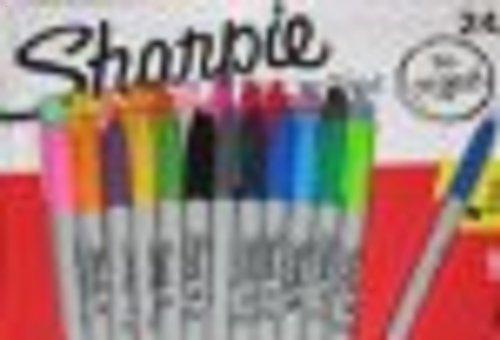 Sharpie Fine - The Original 24 Count