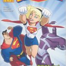 The Stolen Superpowers (Superman) . Book.  Powell Martin