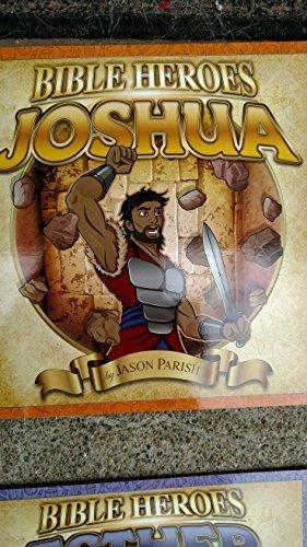 Joshua (Bible Heroes) by Jason Parish. Book