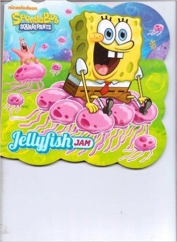 SpongeBob SquarePants Jellyfish Jam Board book