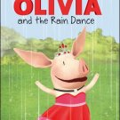 OLIVIA and the Rain Dance (Olivia TV Tie-in) . Book .