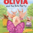 OLIVIA and the Kite Party (Olivia TV Tie-in) . Book .