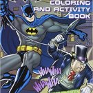 Batman Jumbo Coloring & Activity Book ~ the Caped Crusader
