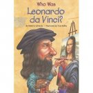 Who Was Leonardo da Vinci? Book.   Roberta Edwards