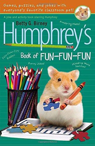 Humphrey's Book of Fun Fun Fun. Book.  Betty G. Birney
