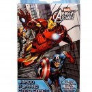 Marvel Avengers Assemble Jumbo Playing Card Games