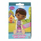 Disney Doc McStuffins Jumbo Playing Card Game Deck