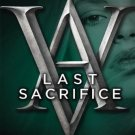 Last Sacrifice. Book.  Richelle Mead