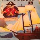 Pirates Sticker & Activity Book