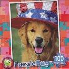 Puzzlebug 100 Piece Puzzle ~ Sam's Best Friend