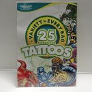 A Variety in Every Bag - 25 Assorted Tattoos
