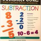 Common Core Subtraction First & Second Grade Workbook