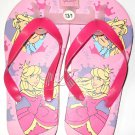 Princess Flip Flops Size 13/1 (Kids)