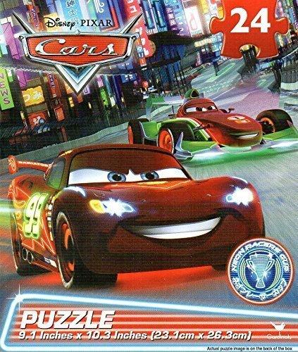 Disney Pixar Cars 24 Piece Puzzle
