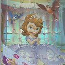 Disney Princess Sofia the First 24pc Foil Puzzle