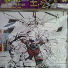 Teenage Mutant Ninja Turtles Color Your Own Puzzle (20 Pieces)