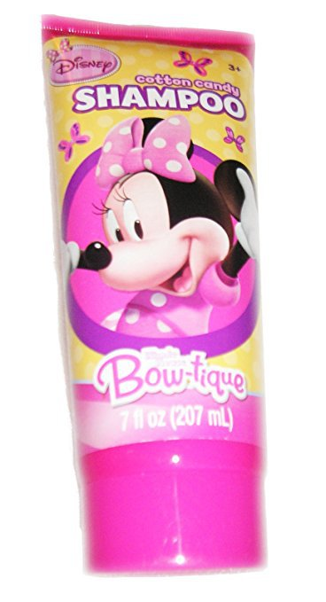 Disney Minnie Mouse Bow-tique Cotton Candy Shampoo 7 fl. oz