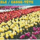 Colorful Tulips 500 Piece Puzzle