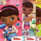 Disney Doc McStuffins Activity Pads ~ Set of 3