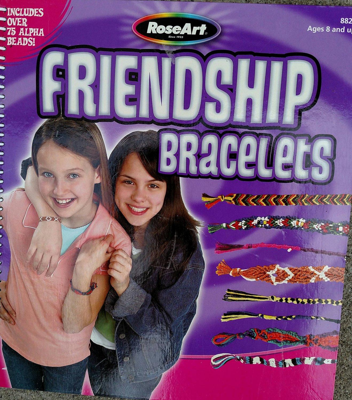 Friendship Bracelets Idea Book