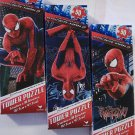 Spiderman Tower Puzzles - 3 Boxes (50 Pieces Each) by Marvel