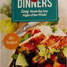 Delicious $5 Dinners, Easy Meals for Any Night of the Week, 80+ Recipes. Book