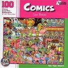 Comics - Las Vegas - 100 Piece Jigsaw Puzzle