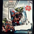 Avengers Assemble, Iron Man, Hulk, Thor, Black Widow, 100 Piece Puzzle