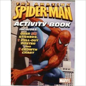 The Amazing Spider-Man Activity Book