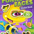 Funny Faces Sticker Book: Bugs (Funny Faces Sticker Books)