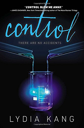 Control. Book.  Lydia Kang