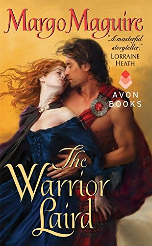 The Warrior Laird (The Highland Brothers). Book.    Margo Maguire