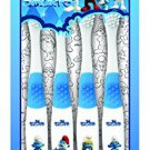 Brush Buddies Manual Toothbrush - Smurfs - 4 Pk