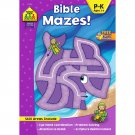 Bible Mazes. Book.