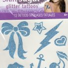 Skin Sugar - Glitter Temporary Tattoos - 13 Tattoos By Savvi - V2