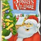 Santa's Village - Christmas Coloring and Activity Book