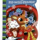 "Rudolph the Red Nosed Reindeer ""Very Merry Misfits"" Board book"