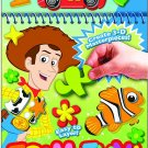 Bendon Disney Pixar Foam Fun Activity Book