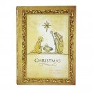 Luxury Christmas Cards in Keepsake Box (gold)