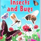 Insects & Bugs Sticker Activity Book