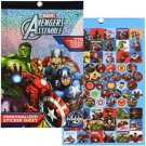 Marvel Avengers Assemble Sticker Pad
